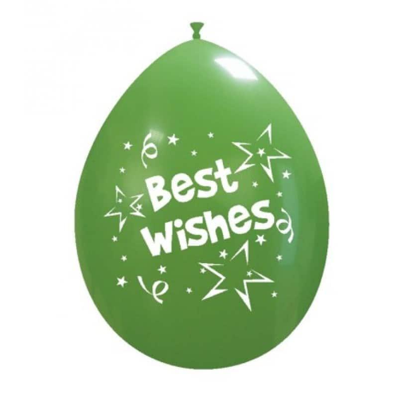 Palloncini auguri - best wishes