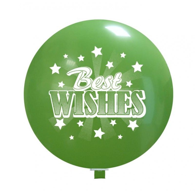 Palloncini auguri - best wishes stelle