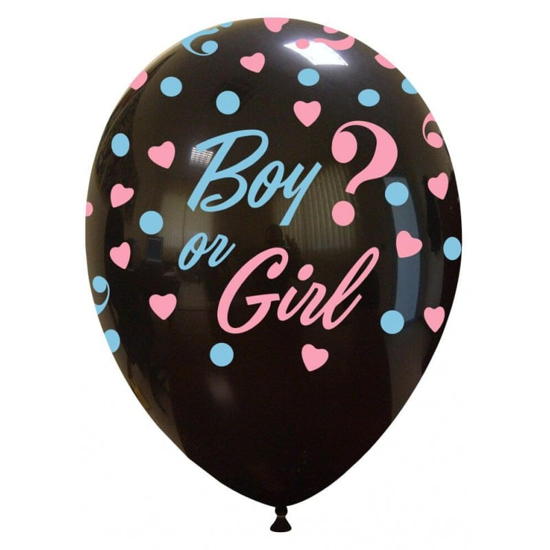 Palloncini stampa globo - boy or girl
