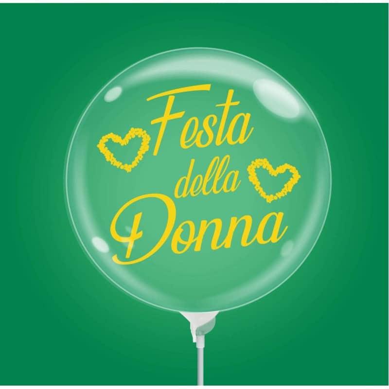 """Palloncini bubbles - bubble party - festa della donna (10"""")"""
