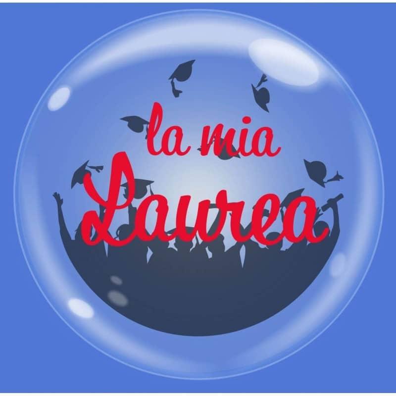 "Palloncini bubbles - bubble party - la mia laurea (18"")"