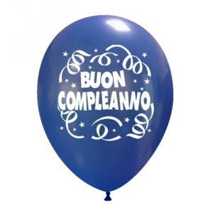Palloncini Compleanno - Buon Compleanno