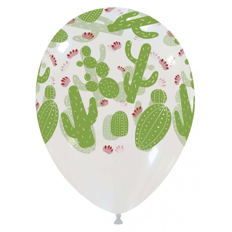Palloncini varie - cactus colorato
