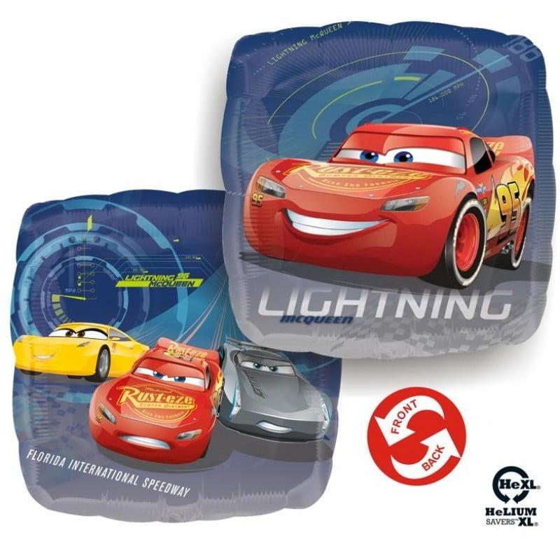 "Palloncini mylar Personaggi Cars 3 HeXL® (18"")"