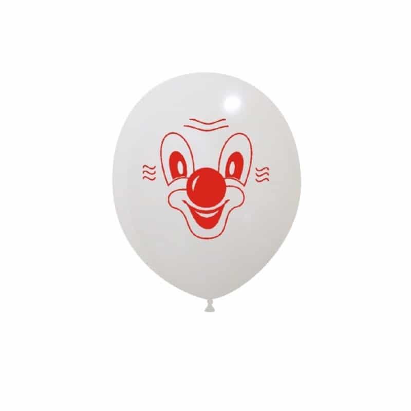 Palloncini facce - clown