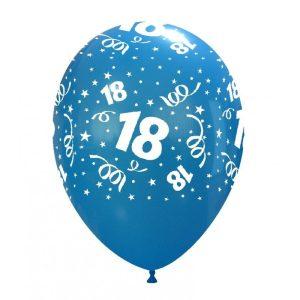 Palloncini Compleanno - Compleanno 18 (globo)