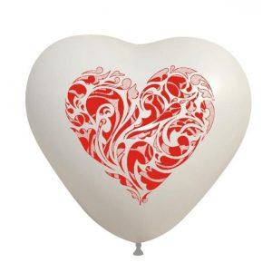 Palloncini amore - cuore elegante