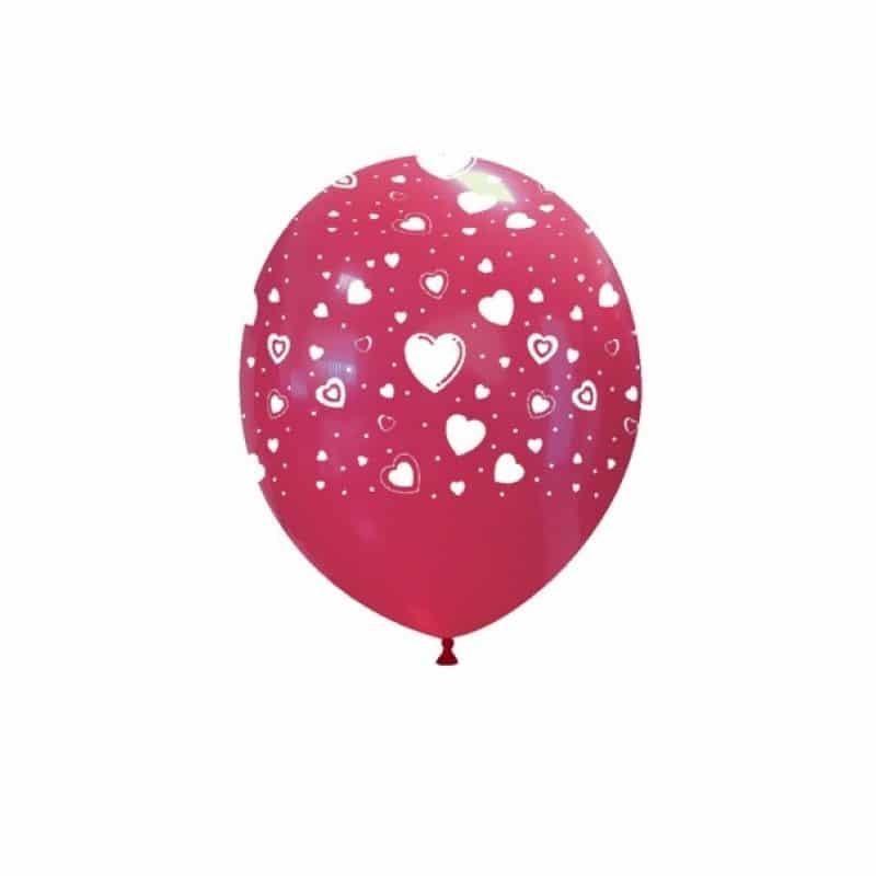Palloncini amore - cuori