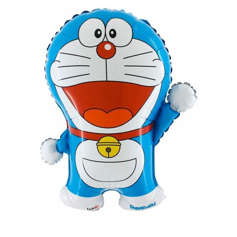 "Palloncini mylar Personaggi Doraemon (27"")"