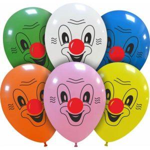 Palloncini facce - faccia clown (edizione limitata)