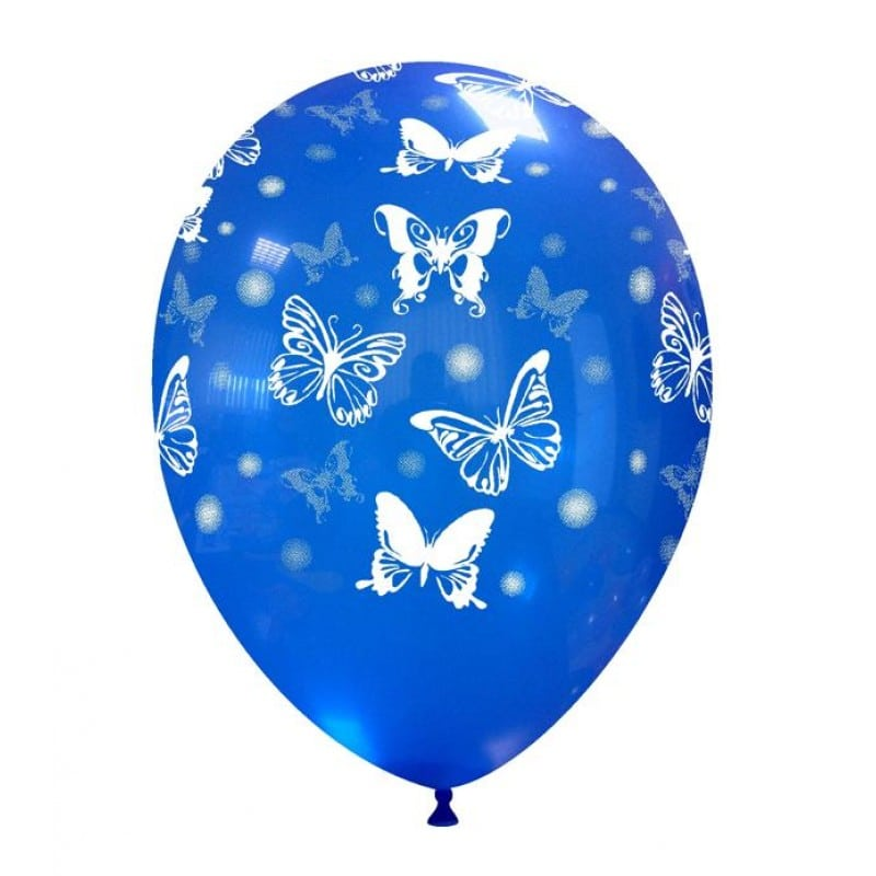 Palloncini stampa globo - farfalle grandi