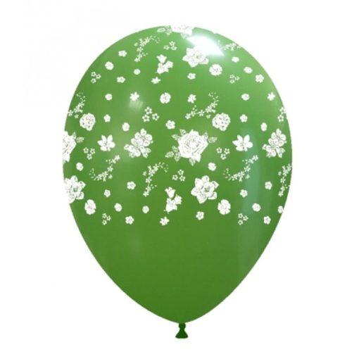 Palloncini stampa globo - fiori
