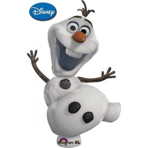 "Palloncini mylar Personaggi Frozen - Olaf XL® SuperShapes™ (44"")"