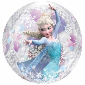 """Palloncini mylar Orbz Frozen - Orbz (16"""")"""