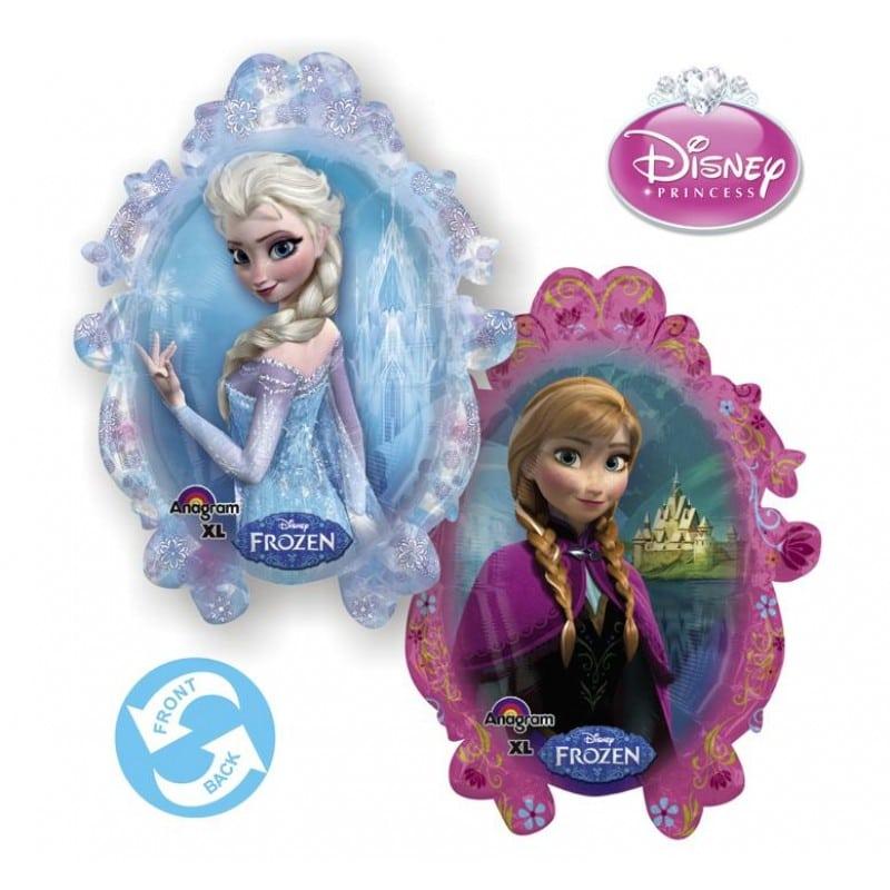 "Palloncini mylar Personaggi Frozen XL® SuperShapes™ (36"")"