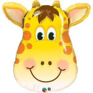 """Palloncini mylar animali Giraffa (32"""")"""