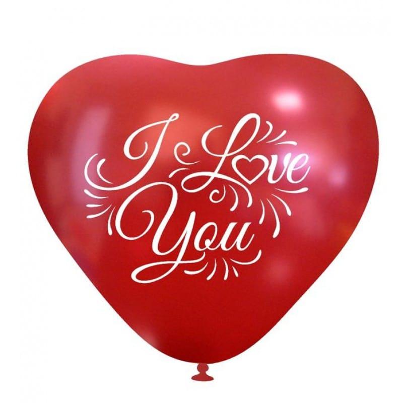 Palloncini amore - i love you cuore