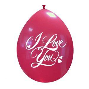 Palloncini amore - i love you elegante