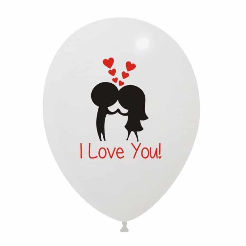 Palloncini amore - i love you innamorati 2 colori