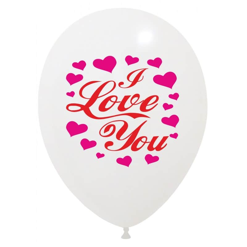 Palloncini amore - i love you offerta
