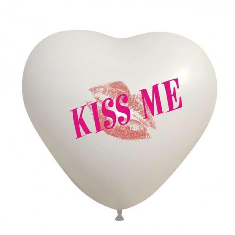 Palloncini amore - kiss me