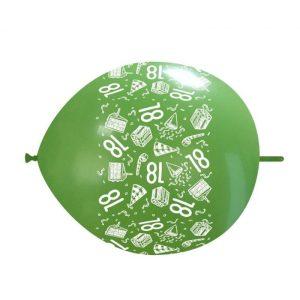 Palloncini compleanno LINK - 18 Anni