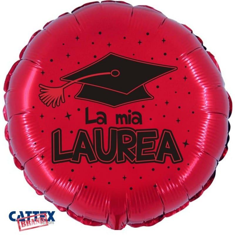 "Palloncini mylar vari La mia Laurea (18"")"