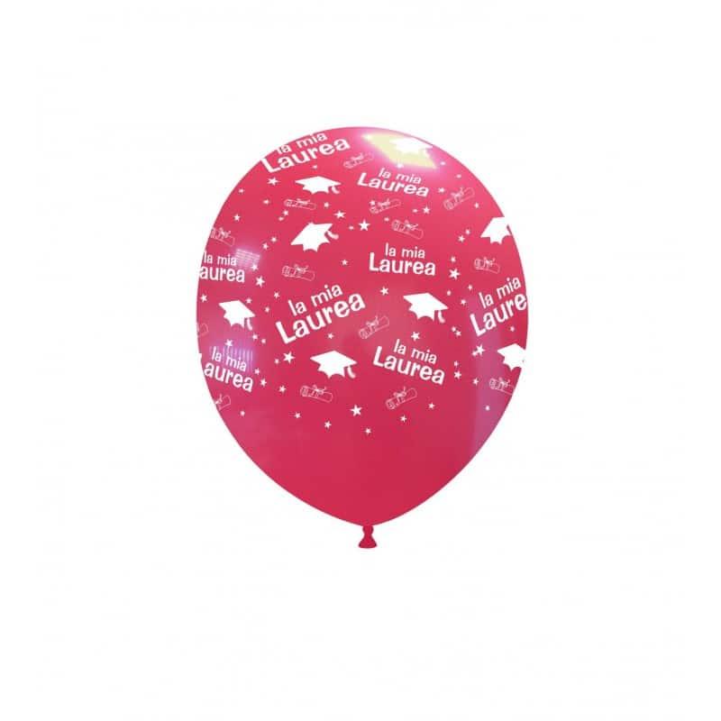 Palloncini scolastico - la mia laurea (globo)