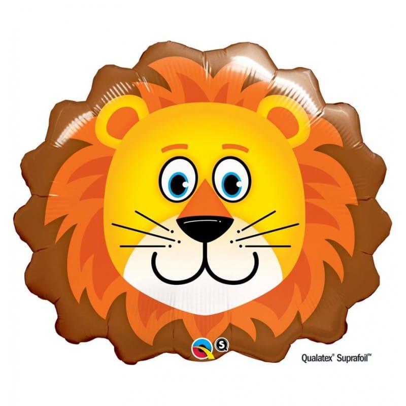 "Palloncini animali - leone (29"")"