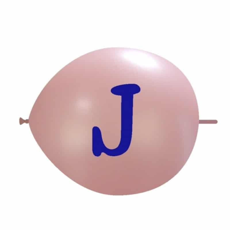 Palloncini lettere - lettere (a-m)