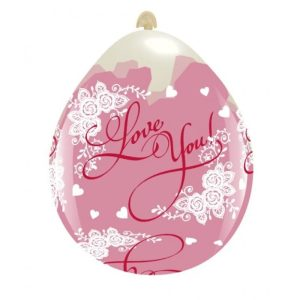 Palloncini amore - love elegante