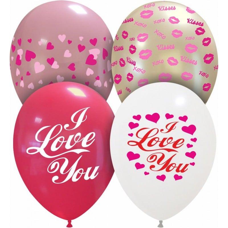 Palloncini amore - love mix