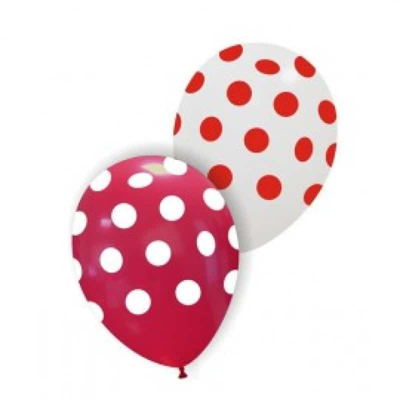 Palloncini amore - love pois