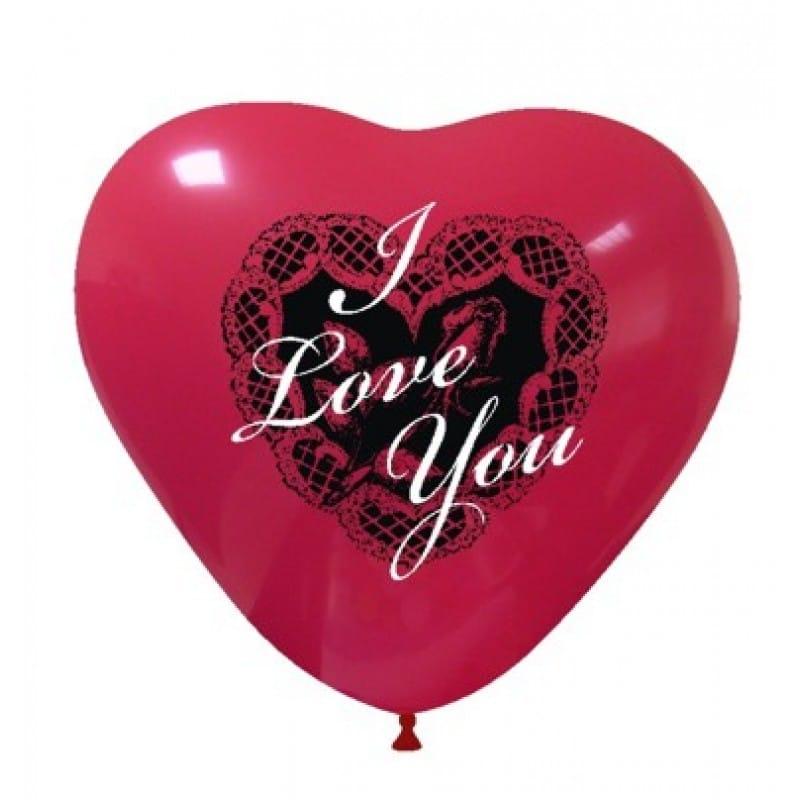 Palloncini amore - love you 2 colori