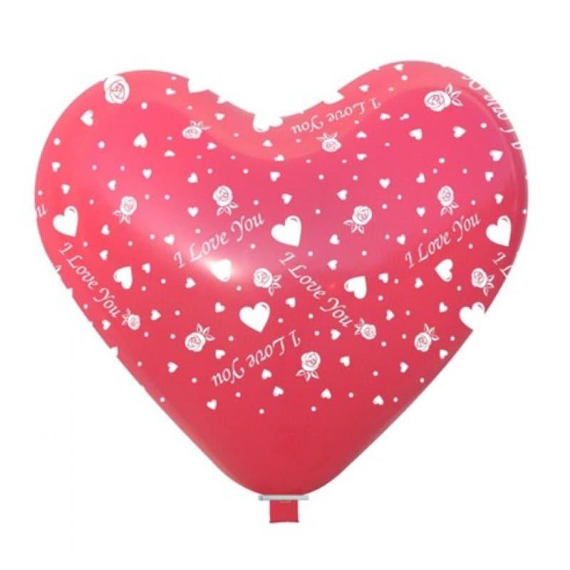 Palloncini amore - love you (globo)