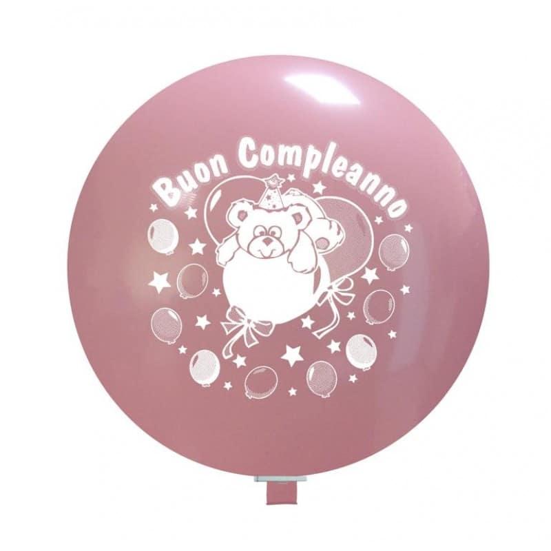 Palloncini compleanno Compleanno Orsetto