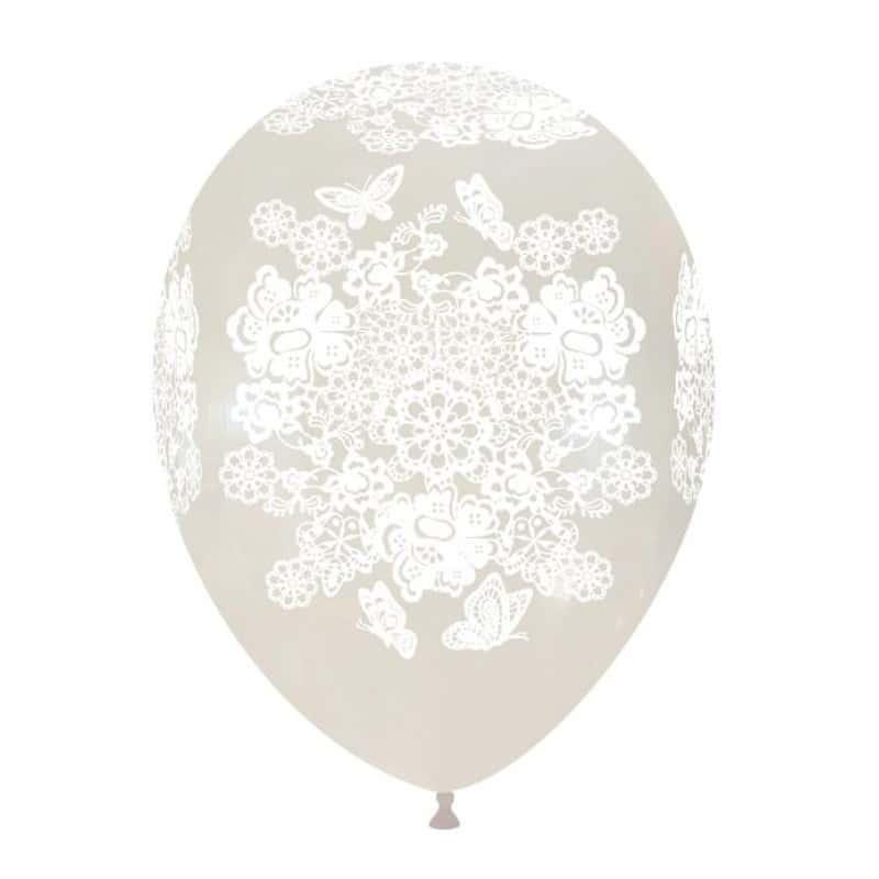 Palloncini stampa globo - merletto