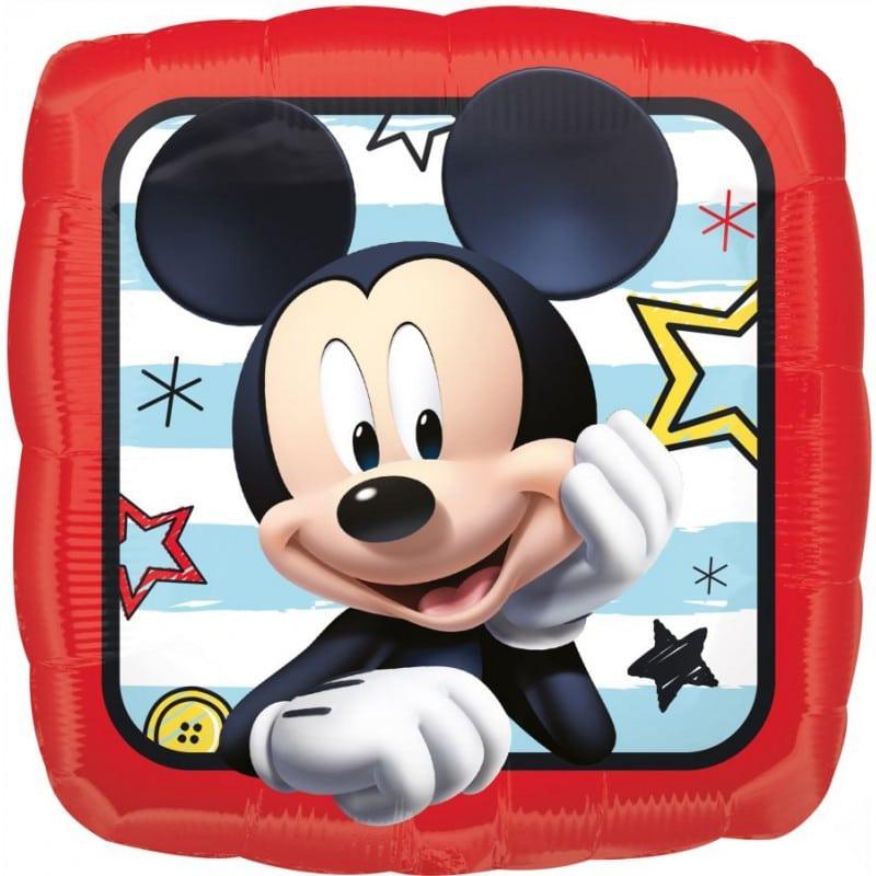 "Palloncini mylar Personaggi Mickey Mouse (18"")"