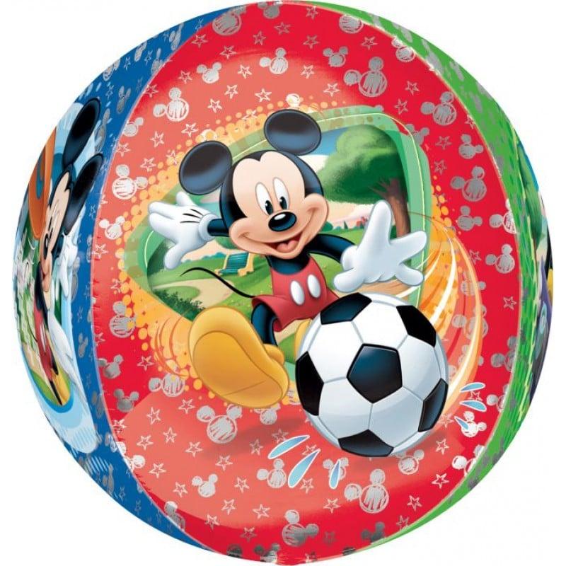 "Palloncini mylar Personaggi Mickey Mouse - Orbz (16"")"