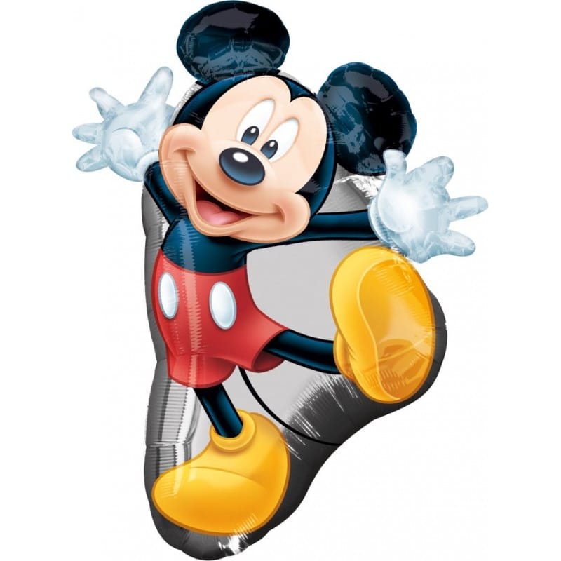 "Palloncini mylar Personaggi Mickey Mouse Supershape (31"")"