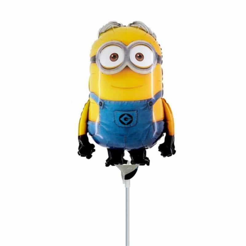 "Palloncini mylar Personaggi Minion Dave MiniShape(14"")"