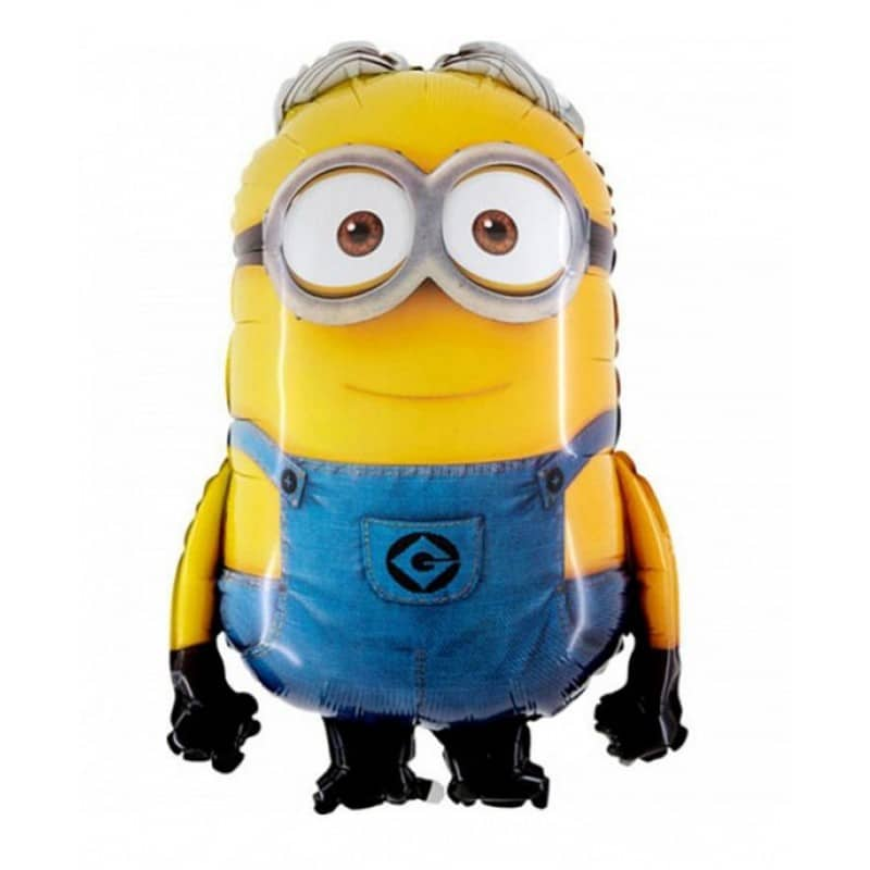 "Palloncini mylar Personaggi Minion Dave SuperShapes™ (34"")"