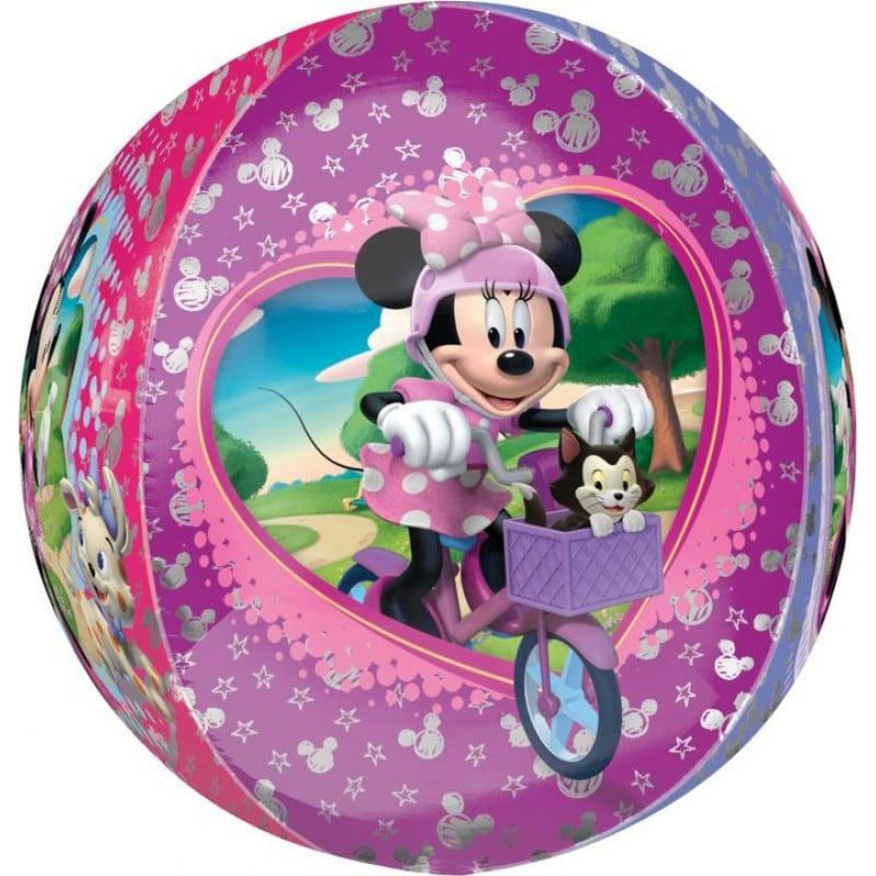 "Palloncini mylar Orbz Minnie Mouse - Orbz (16"")"