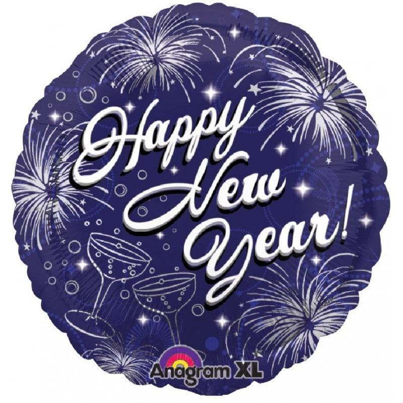 """Palloncini natalizi - new year celebrazione xl® (18"""")"""