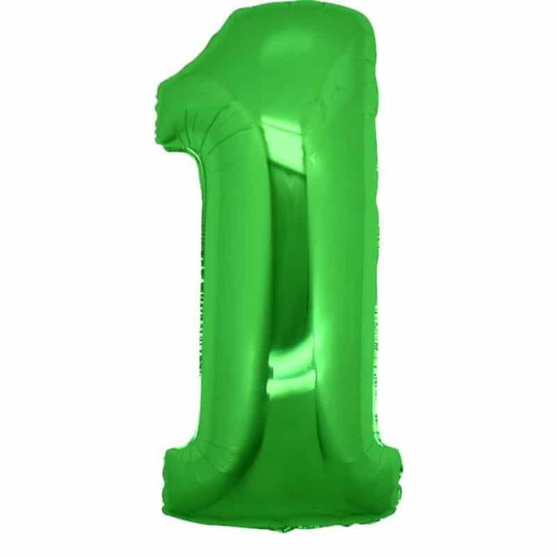 Palloncini numeri maxi - Numero 1