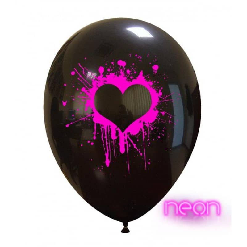 Palloncini amore - painted love