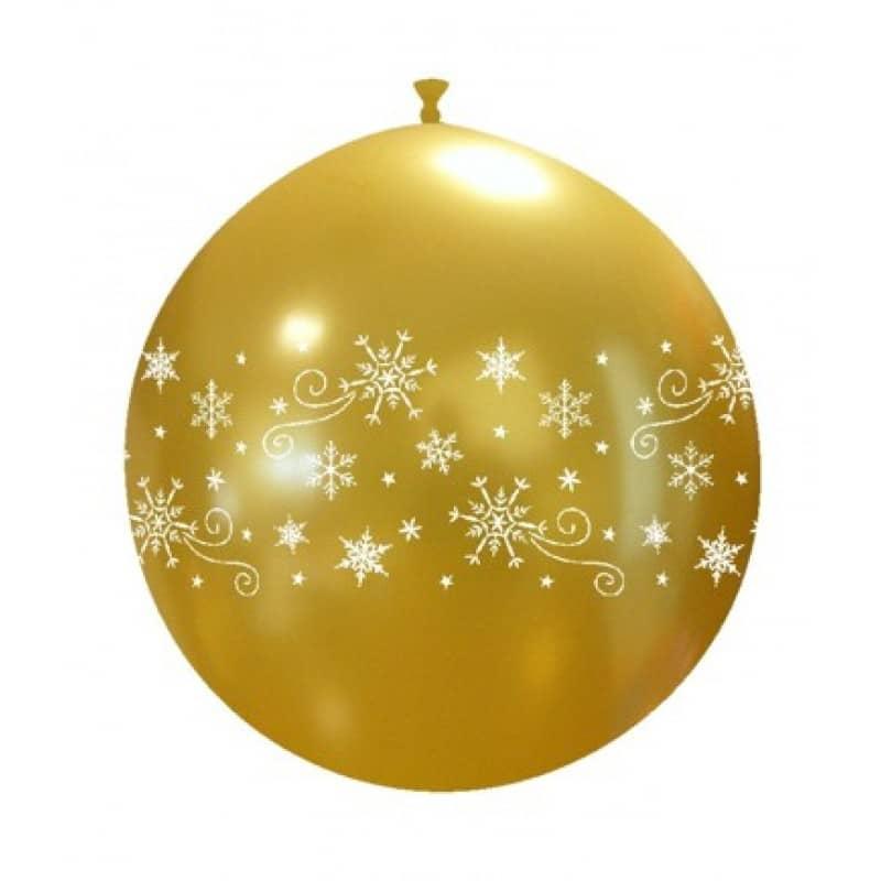 Palloncini natalizi - palla di natale
