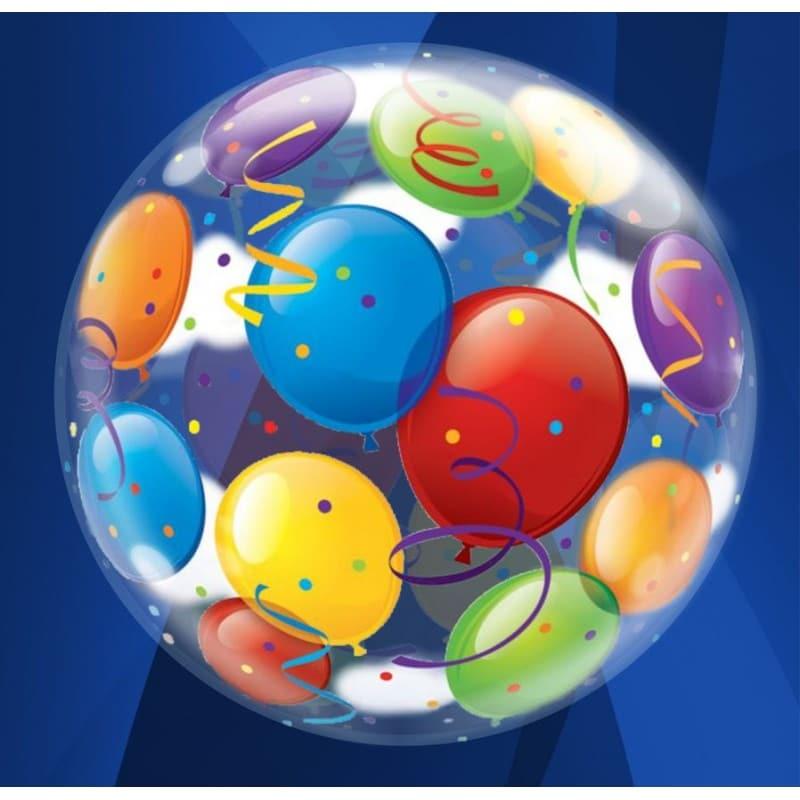 "Palloncini bubbles - palloncini (22"")"