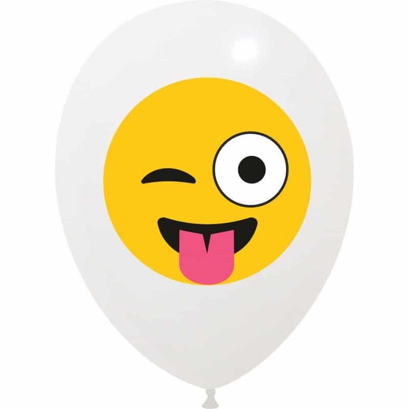 Palloncini emoticon Emoji