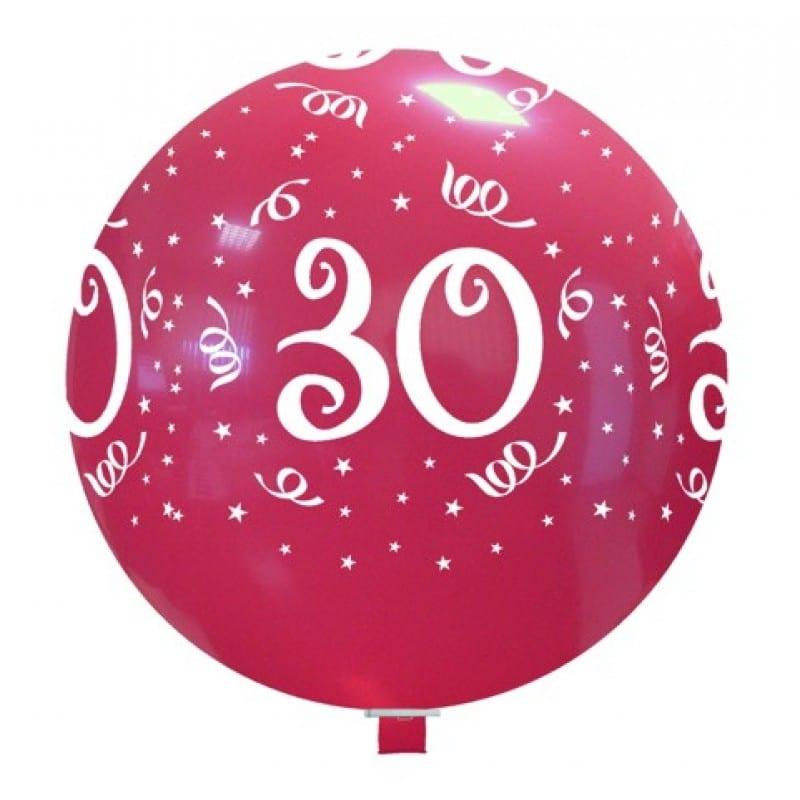 Palloncini compleanno 30 Anni
